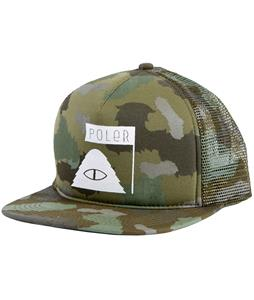 Poler Summit Mesh Trucker Cap