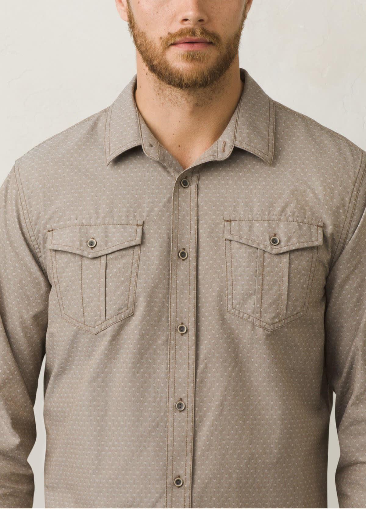 Prana Ascension L S Shirt