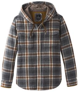 Prana Bolster Hooded Flannel