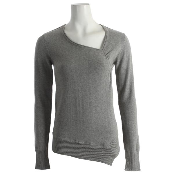Prana Ziggy Sweater Heather Grey U.S.A. & Canada