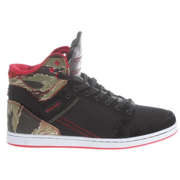 Praxis Balance Skate Shoes U.S.A. & Canada