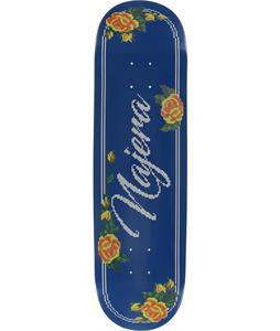 Primitive Najera Cross-Stitch Skateboard Deck