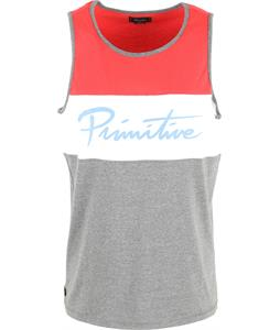Primitive Nuevo Blocked Tank Top