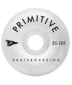 Primitive Pennant Arch Team Skateboard Wheels