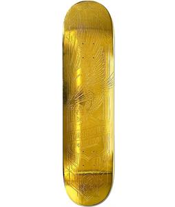 Primitive Rodriguez Gold Foil Edge Skateboard Deck