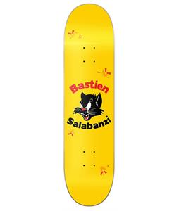 Primitive Salabanzi Black Cat Skateboard Deck