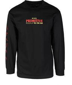 Primitive Till The End L/S T-Shirt