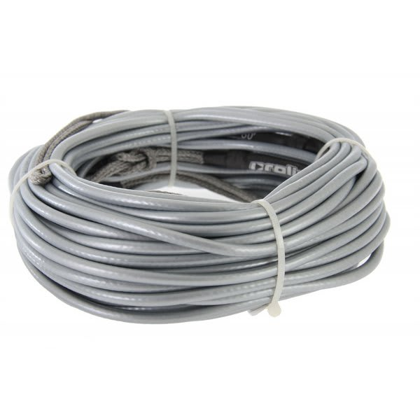Proline Sk Series Wakeboard Pvc Line W / 3 5 Section Silver 75' U.S.A. & Canada
