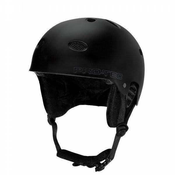 Protec B2 Snowboard Helmet Matte Black U.S.A. & Canada