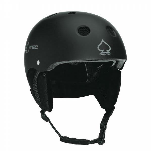 Protec Classic Snowboard Helmet Matte Black U.S.A. & Canada