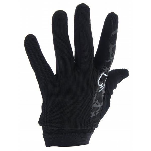 Protec Hi 5 Bike Gloves Black U.S.A. & Canada