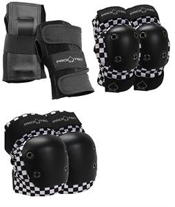 Protec Junior 3 Pack Skate Pads