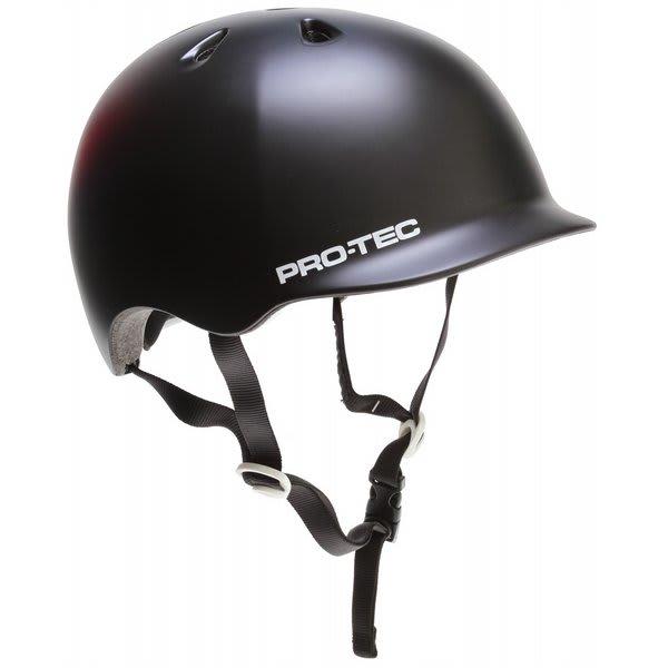 Protec Riot Street Bike Helmet Black U.S.A. & Canada