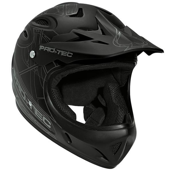 Protec Shovelhead 2 Bike Helmet Black U.S.A. & Canada