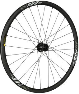 Pub Gravel PC28 Asym Carbon Front Wheel