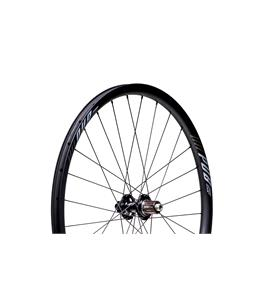 Pub Gravel PC28 Asym Carbon Gravel Bike Wheelset