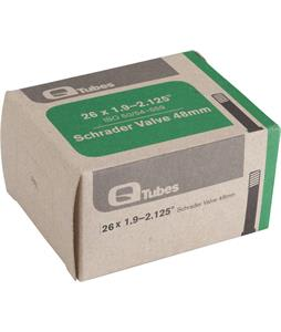 Q-Tubes Long Schrader Valve Bike Tube