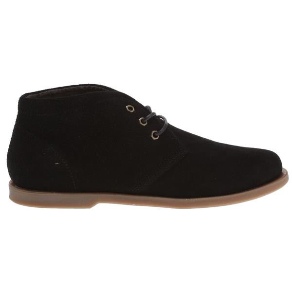 Quiksilver Lenny Shoes Black / Gum U.S.A. & Canada