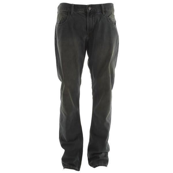 Quiksilver Sequel Jeans Worn Grey Wash U.S.A. & Canada
