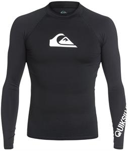 Quiksilver All Time L/S Rashguard