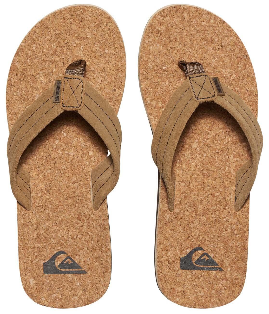 1297c06e6651 Quiksilver Carver Cork Sandals - thumbnail 3