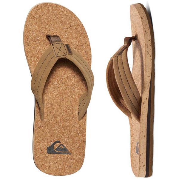 65f47b3834fa Quiksilver Carver Cork Sandals
