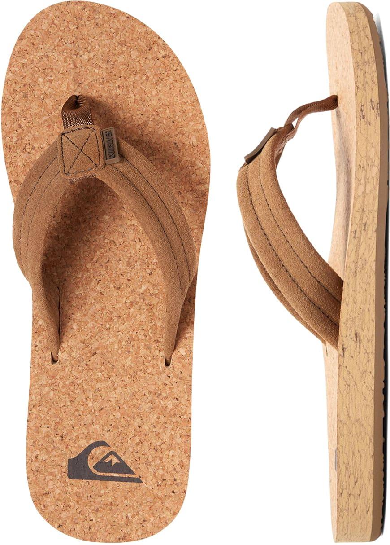 acb04316607c Quiksilver Carver Cork Sandals - thumbnail 1