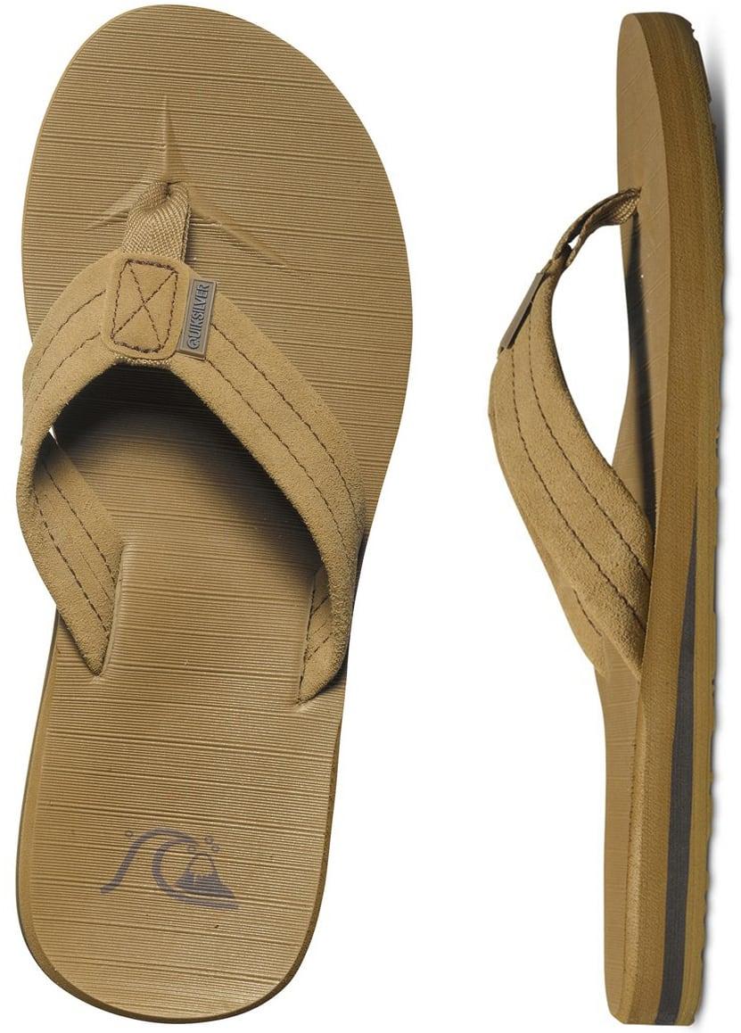 c918cfd2539c Quiksilver Carver Suede Sandals - thumbnail 1