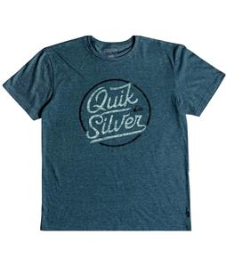 Quiksilver Circle Of Script T-Shirt