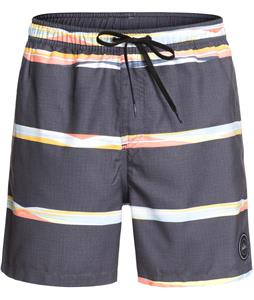 Quiksilver Dunes Stripes Volley 17 NB Boardshorts