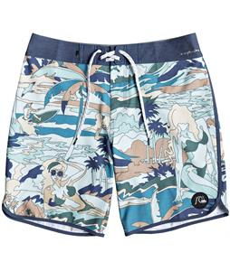 Quiksilver Highline Feelin' Fine 19 Boardshorts