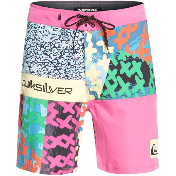 Quiksilver Highline More Paint 18 Boardshorts 2019