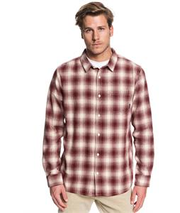 Quiksilver Inca Gold Check Flannel