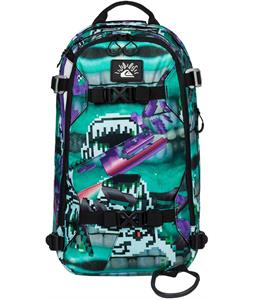 Quiksilver Julien David Oxydized Pro Light Backpack
