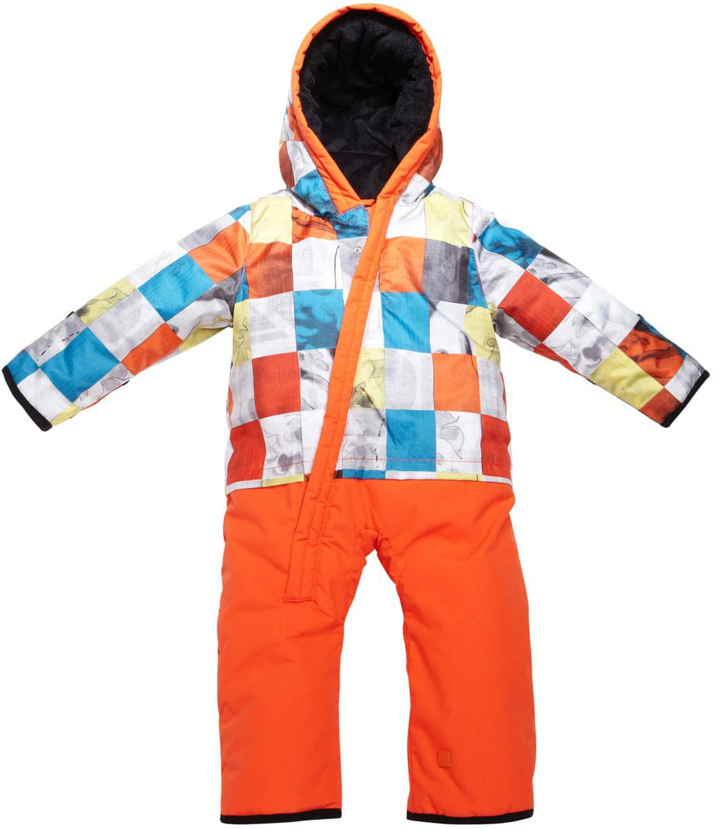 Click here for Quiksilver Little Rookie Baby Snowsuit prices