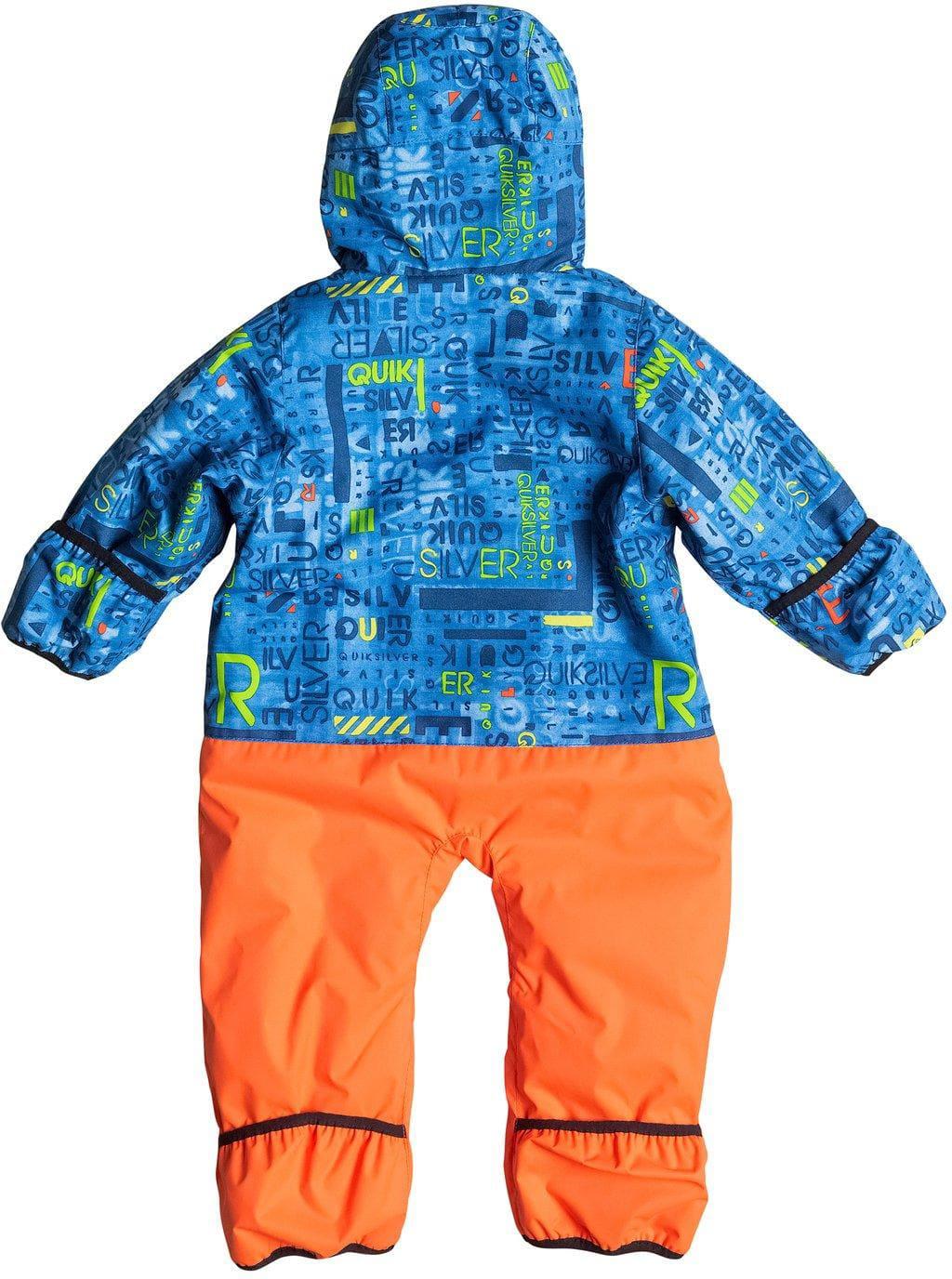 a387b7d811e7 Quiksilver Little Rookie Baby Snowsuit - Kids