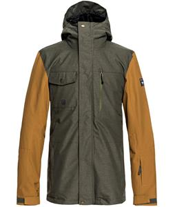 Quiksilver Mission 3 In 1 Snowboard Jacket
