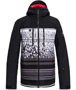 Quiksilver Mission Block Engineered Snowboard Jacket