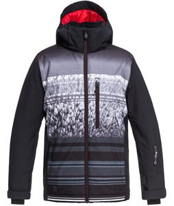 Quiksilver Mission Engineered Snowboard Jacket