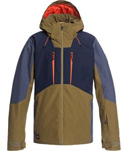 Quiksilver Mission Plus Snowboard Jacket