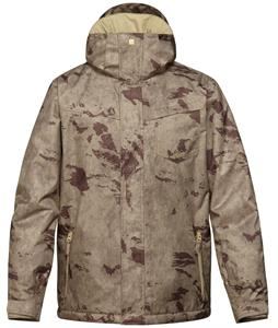 Quiksilver Mission Printed Insulated Snowboard Jacket