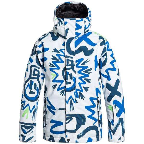 9e9e6644a Quiksilver Mission Printed Snowboard Jacket - Kids