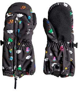Quiksilver Mr Men (2-7) Toddler Mittens