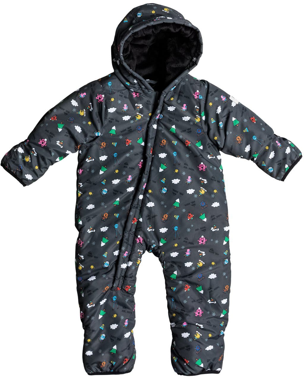 Click here for Quiksilver Mr Men Baby Snowsuit prices