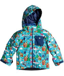 Quiksilver Mr Men Little Mission Snowboard Jacket