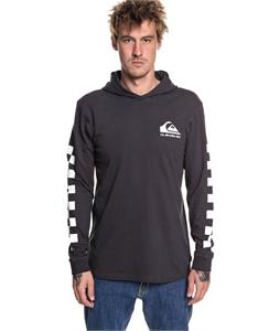 Quiksilver Originals Quik Check L/S Hooded Shirt