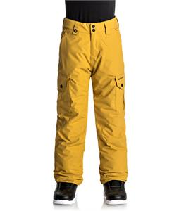 Quiksilver Porter Youth Snowboard Pants