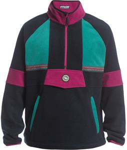 Quiksilver Soul Power Half Zip Fleece
