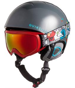 Quiksilver The Game Goggle & Helmet Pack