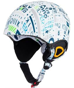Quiksilver The Game Snow Helmet